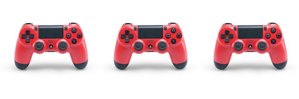 Inchiriere Consola Jocuri Video Sony PlayStation 4 Bucuresti cu 3 controllere