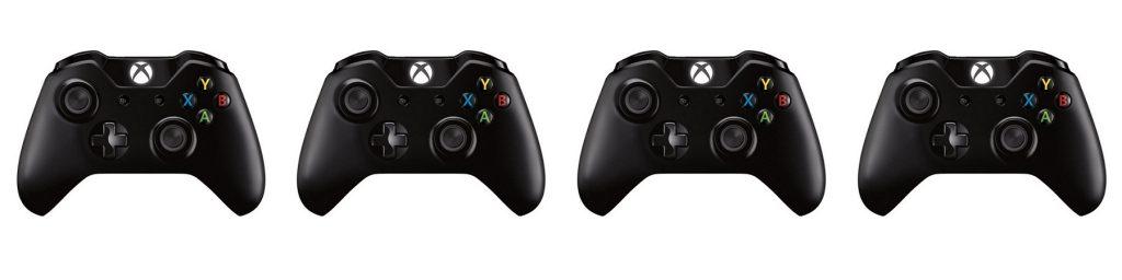 PSXbox - Inchiriere Consola Jocuri Video Microsoft Xbox One Bucuresti cu 4 controllere