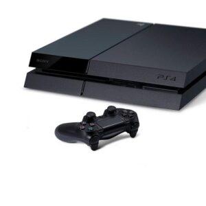 PS4 500GB Phat + 1 Controller Second hand PSXbox.ro . Cumpara acum console verificate si cu garantie. Cel mai bun pret. 650 Lei
