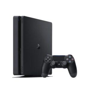 PS4 SLIM 1TB + 1 Controller Second hand PSXbox.ro . Cumpara acum console verificate si cu garantie. Cel mai bun pret. 820 Lei