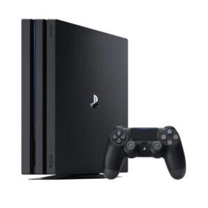 PS4 Pro + 1 Controller Second hand PSXbox.ro . Cumpara acum console verificate si cu garantie. Cel mai bun pret. 1030 Lei